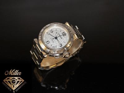Cartier Pasha C GMT